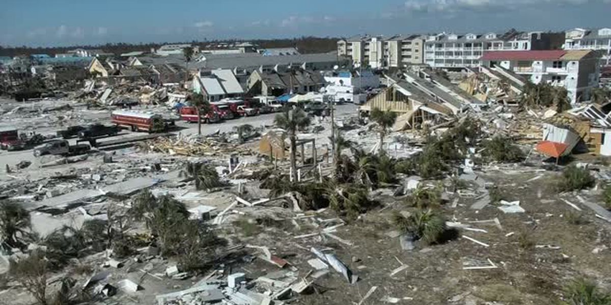 Lufkin mission groups arrive in Florida to provide disaster relief