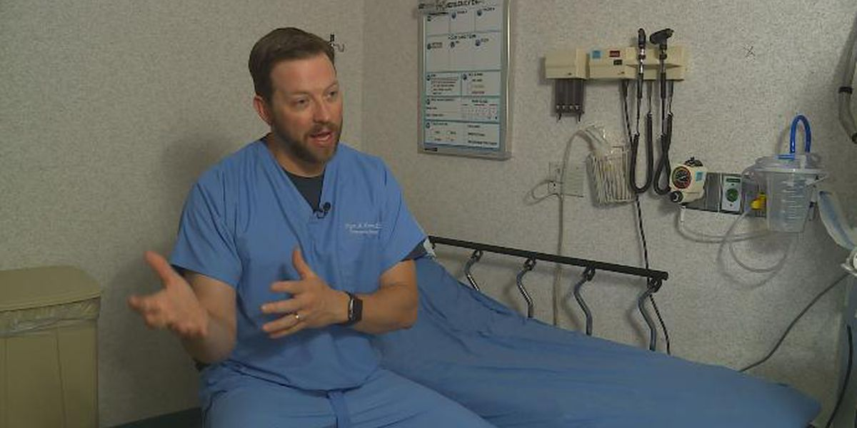 ER doctors say they are dealing with more patient assaults