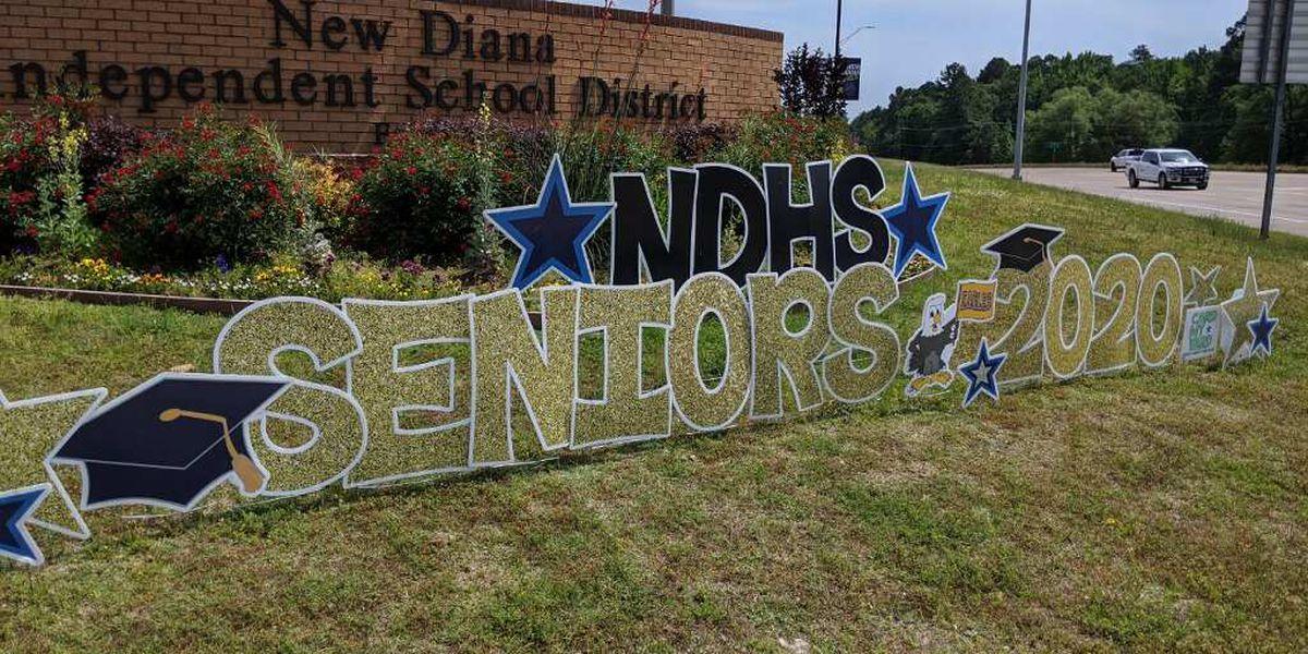 High schools in East Texas prepare for graduation