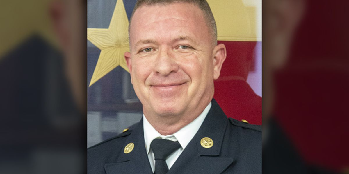 City of Lufkin announces new fire chief
