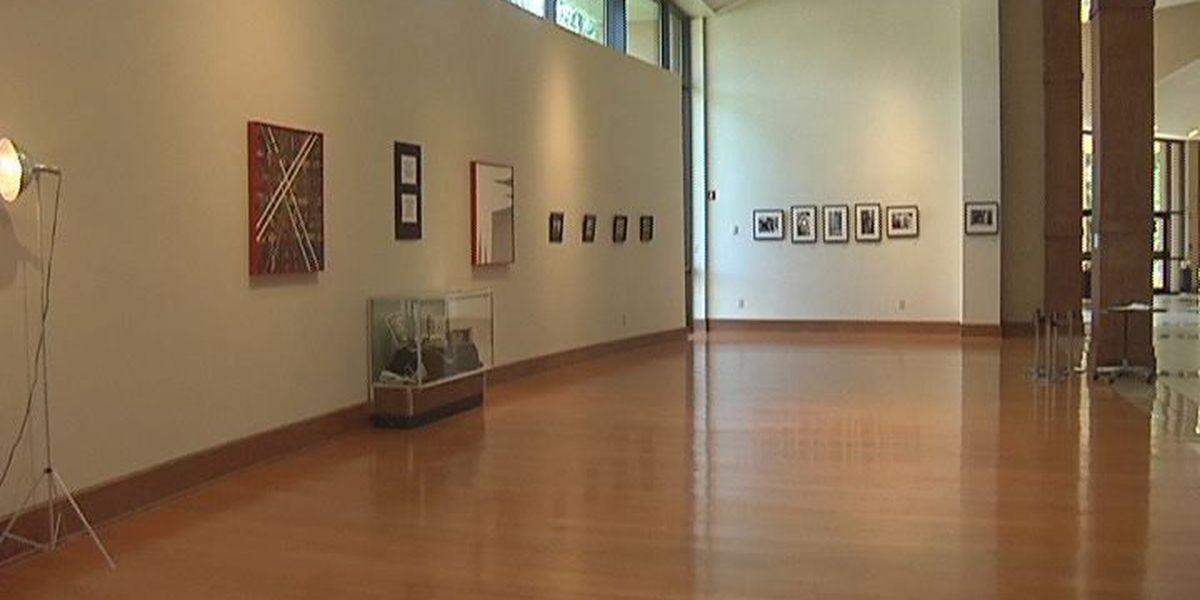 AC faculty art exhibit opens