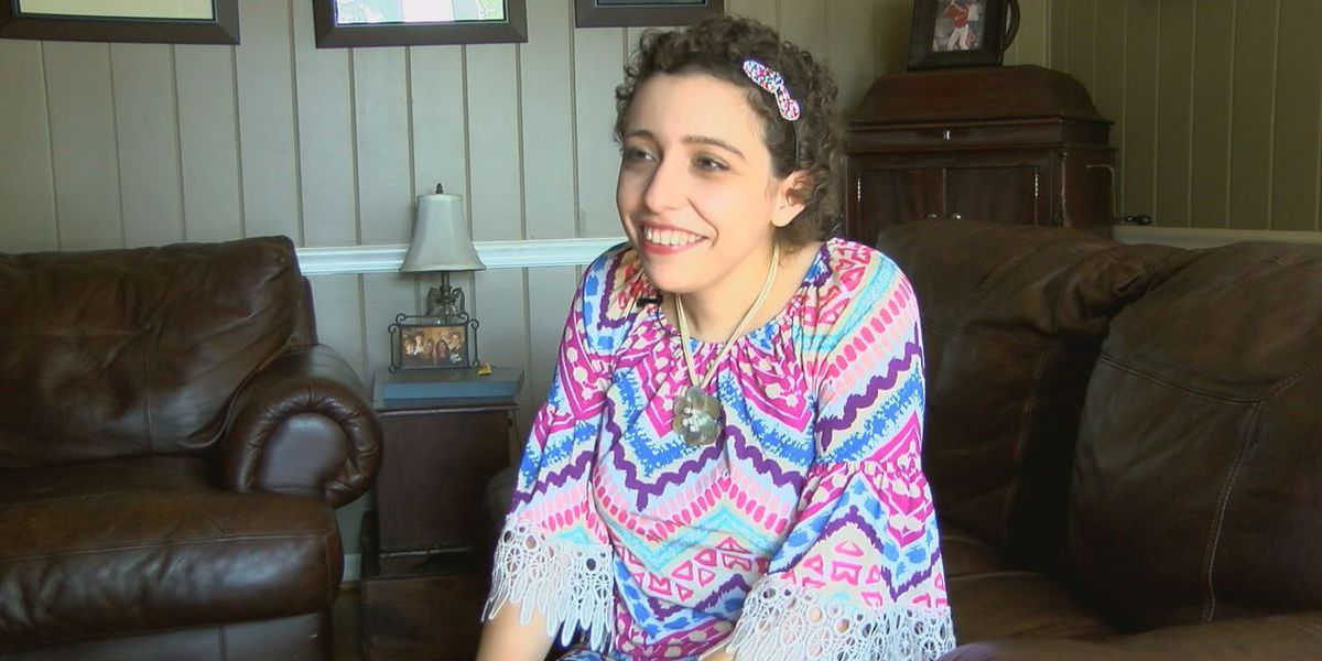 Nacogdoches woman is inspiring others while surviving cancer with a smile