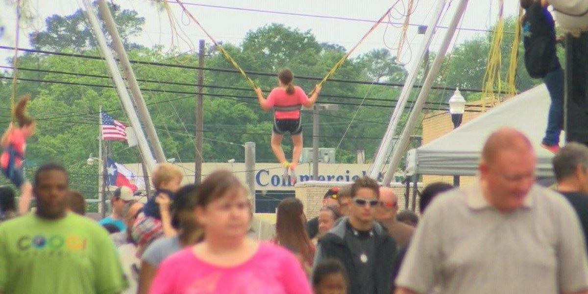 Lufkin Downtown Hoedown helps improve downtown area