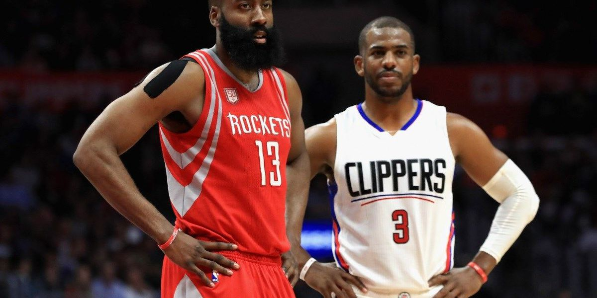 Rockets acquire Chris Paul from Clippers in 8-player deal
