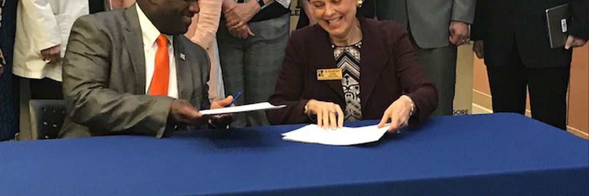 Kilgore College, UT Tyler enter agreement on nursing degrees