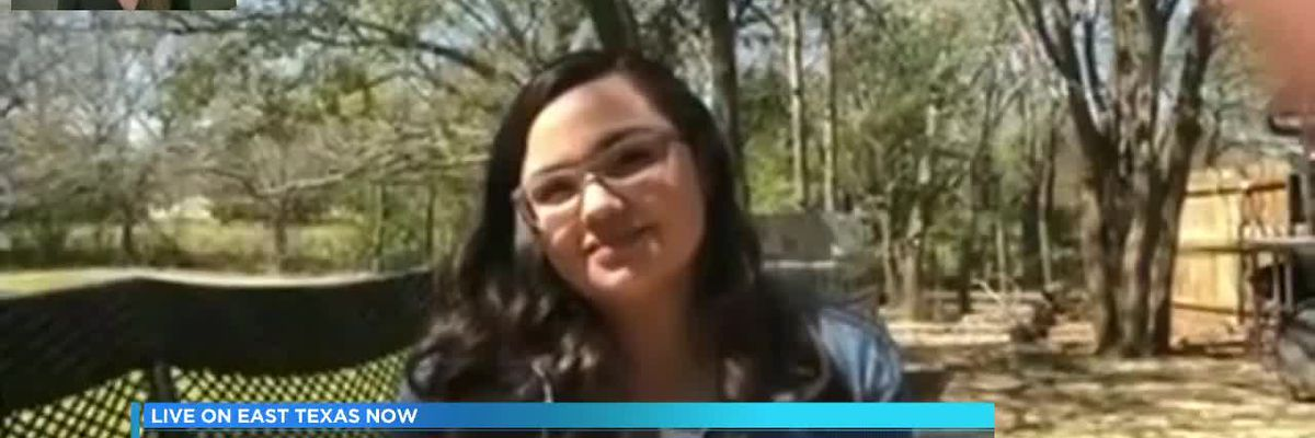 VIDEO: 'American Idol' contestant Vivian Villapudua chats with East Texas Now - VOD