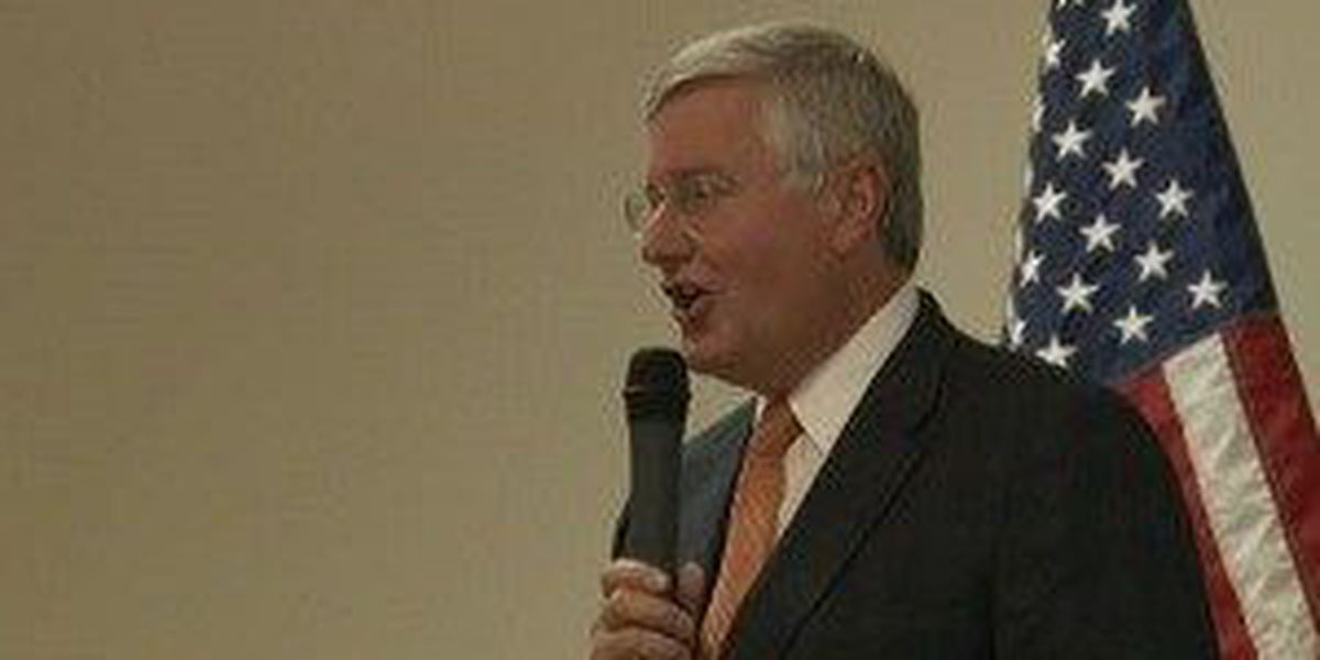 East Texas residents welcomes Texas Comptroller candidate