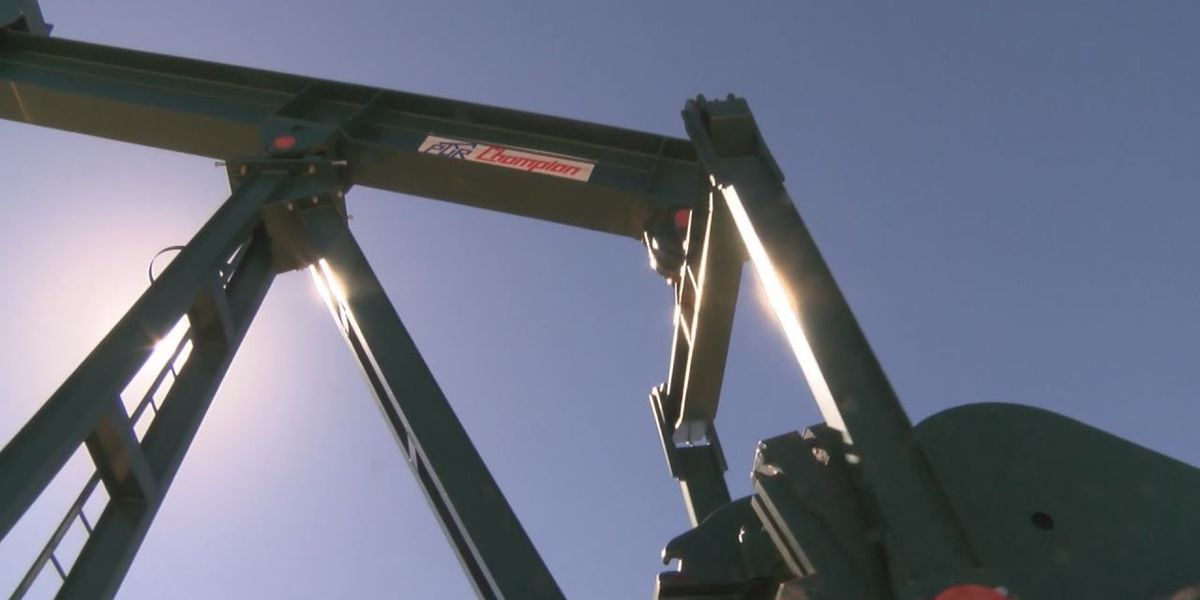 East Texans say oil and gas industry experiencing slow rise