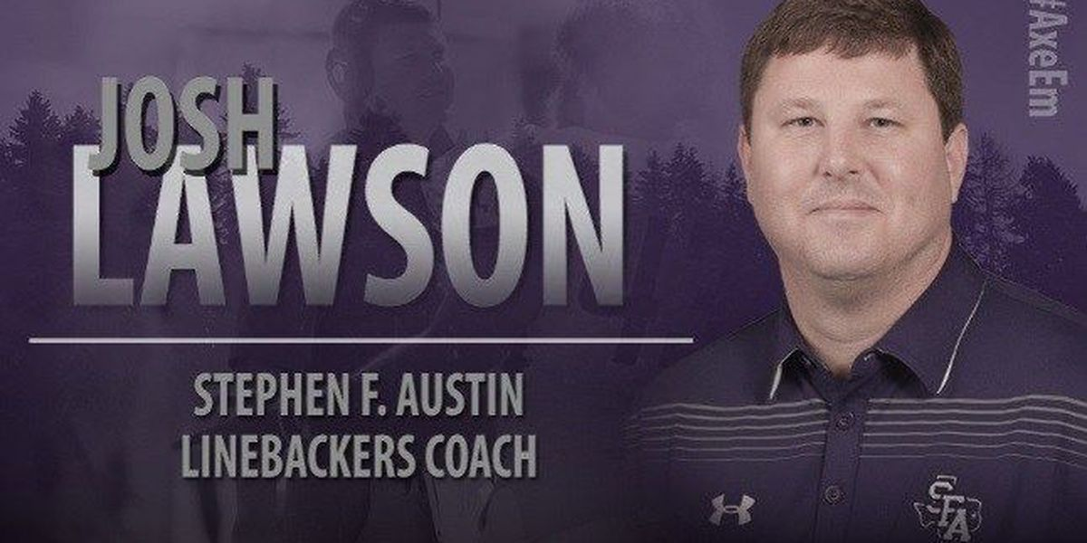 Josh Lawson added to Lumberjack coaching staff