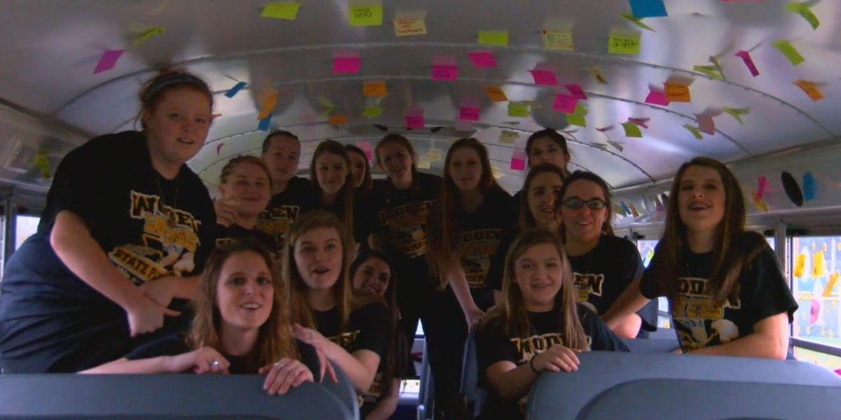 Woden Lady Eagles make first-ever trip to state
