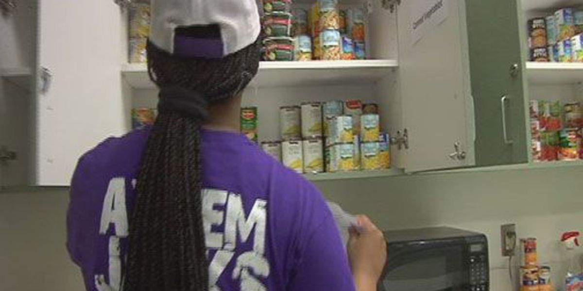 SFA's Food For Thought provides helping hand for struggling students