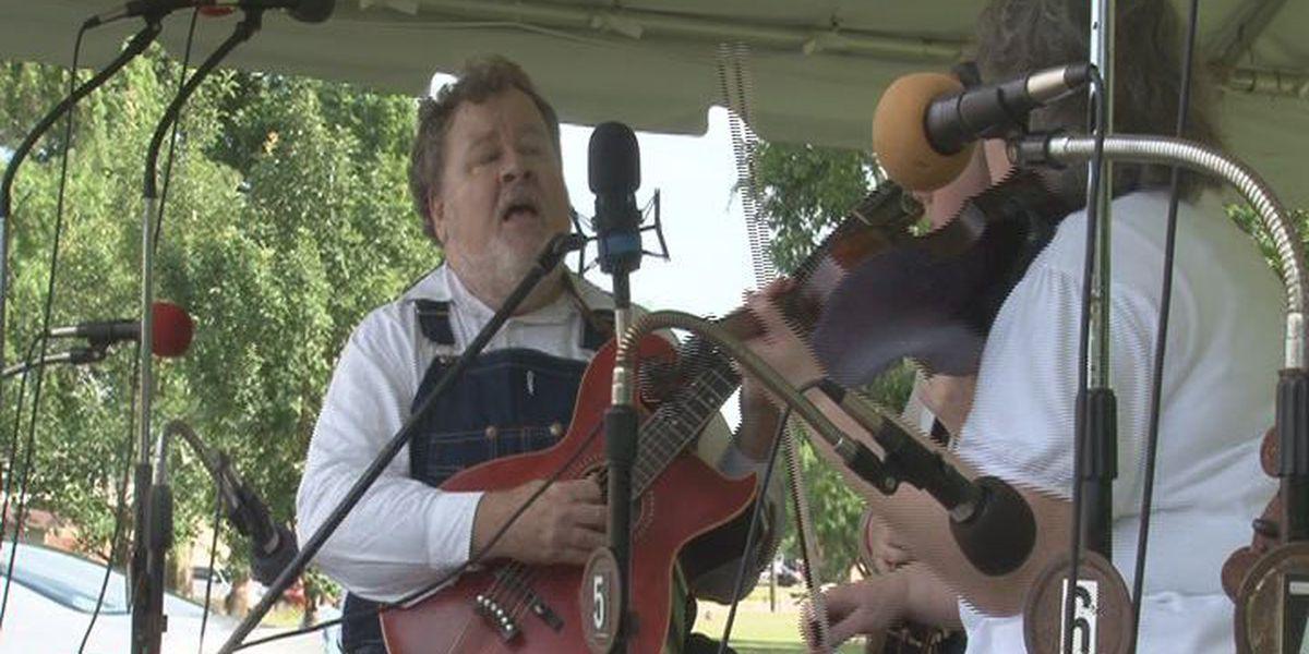 Blueberry Bluegrass Concert kicks off 26th annual Blueberry Festival