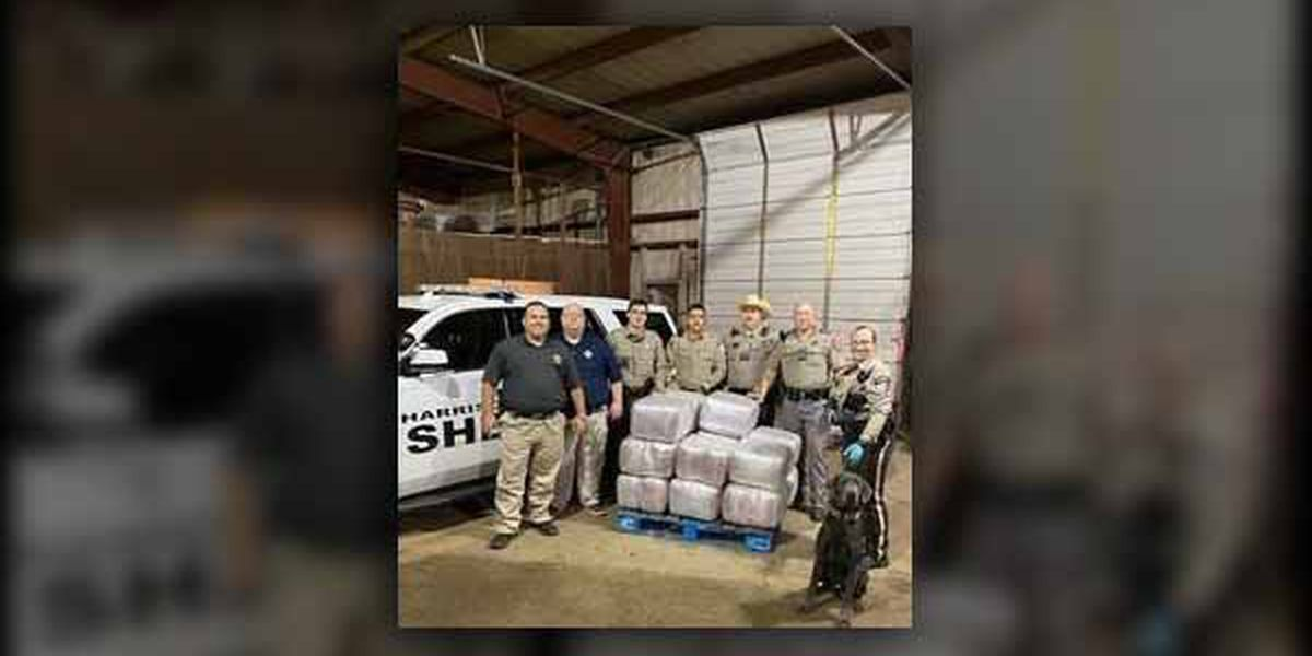K9 sniffs out 400 pounds of pot in 18-wheeler after traffic stop