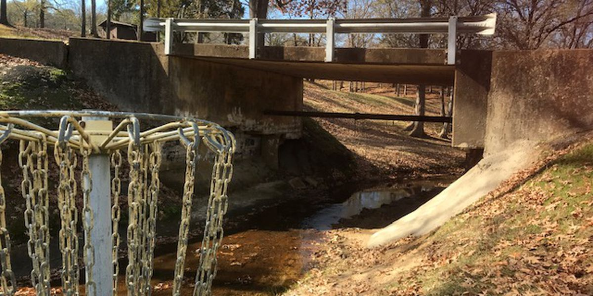 City of Nacogdoches plans to build new bridge in Pioneer Park