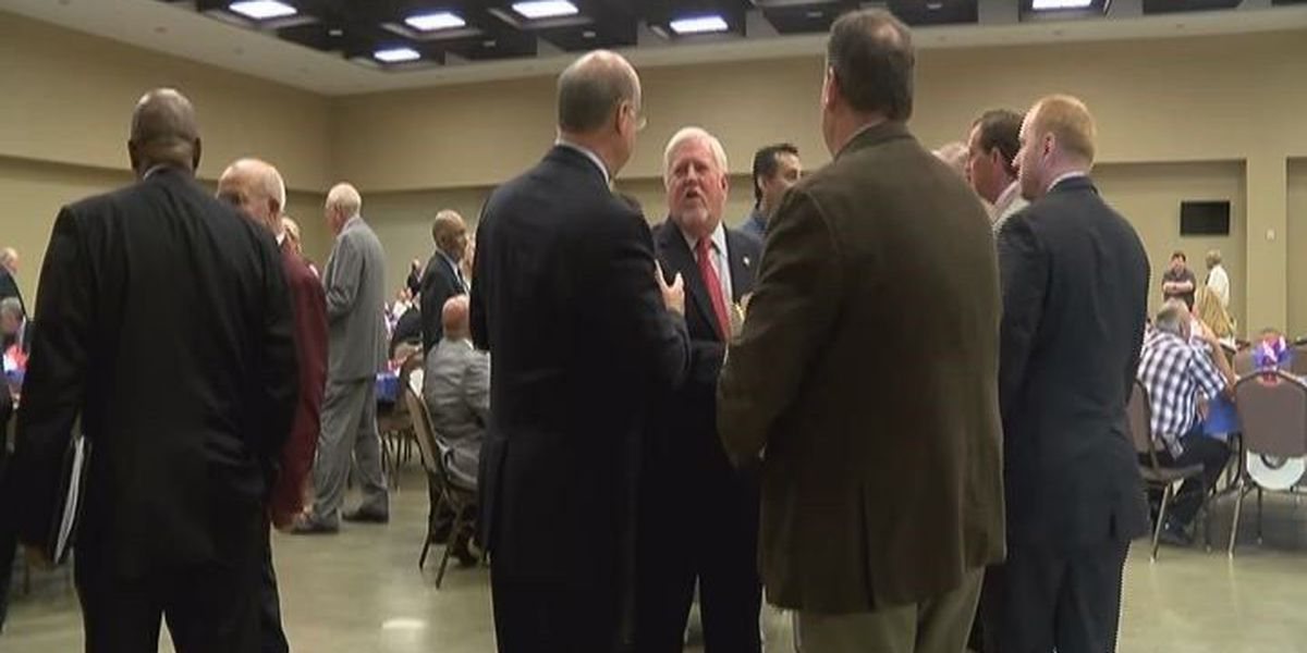 County Judges discuss flood relief at DETCOG meeting