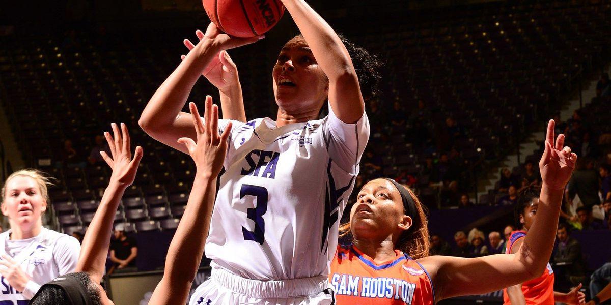 SFA Ladyjacks looking to end NCAA Tournament drought