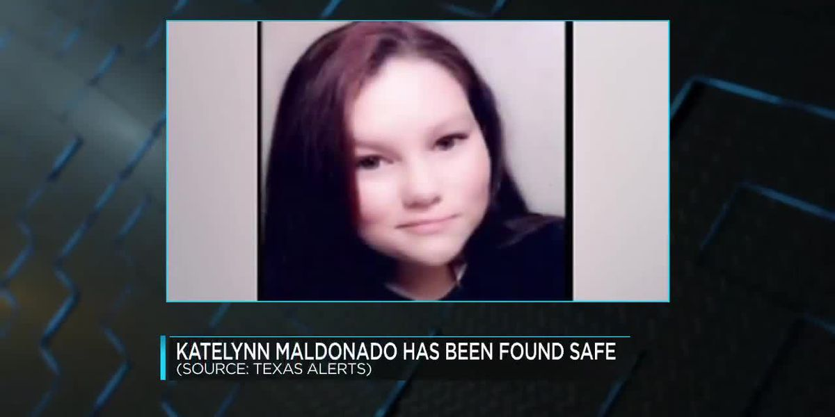 Amber Alert discontinued for 11-year-old Texas girl