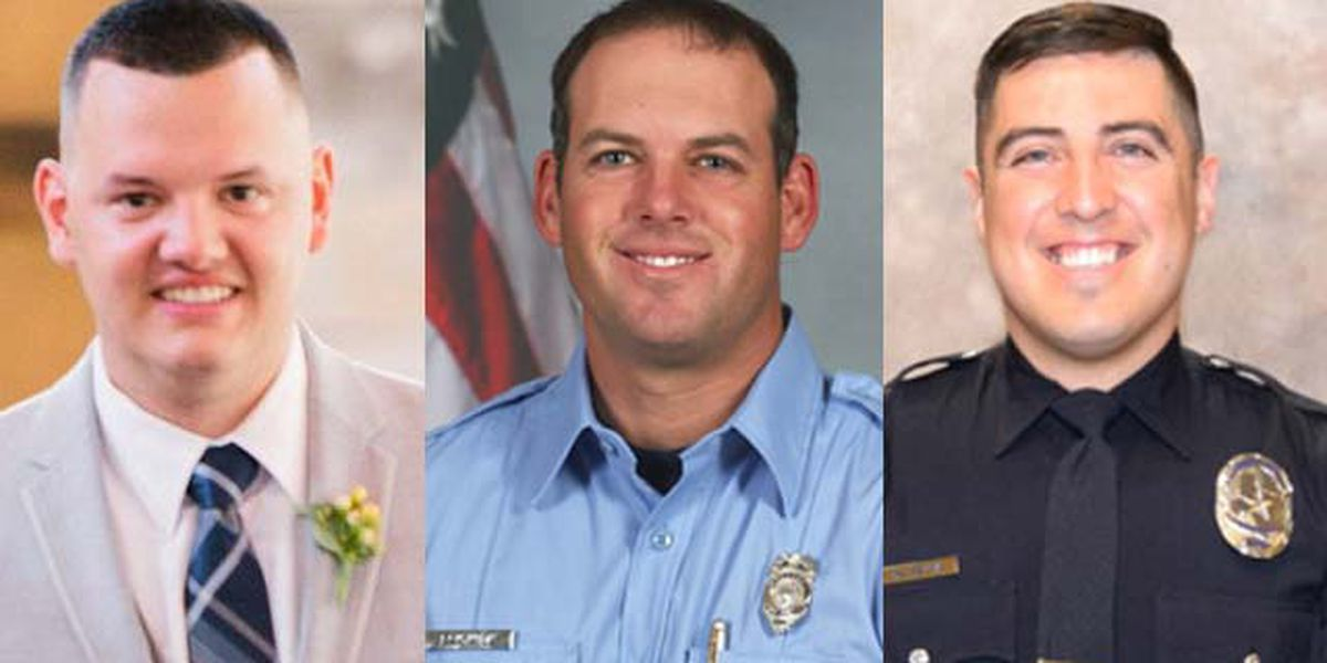 Firefighter, police officer struck, killed while working wreck on I-27