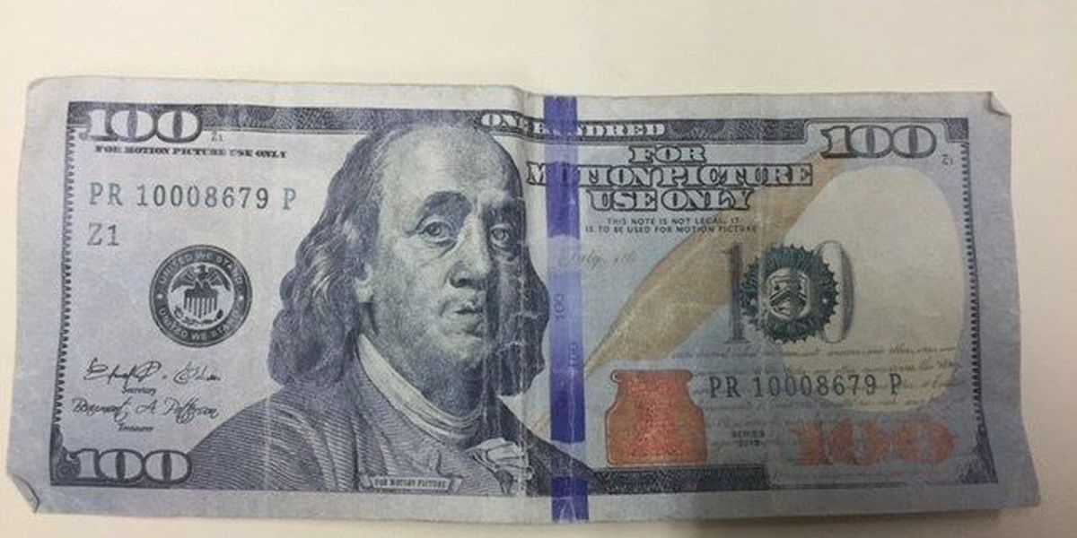Diboll and Lufkin PD investigating string of counterfeit bill transactions