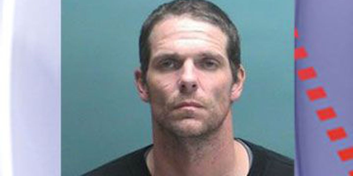 Lufkin man arrested on delivery of meth charge after Nacogdoches Co. traffic stop