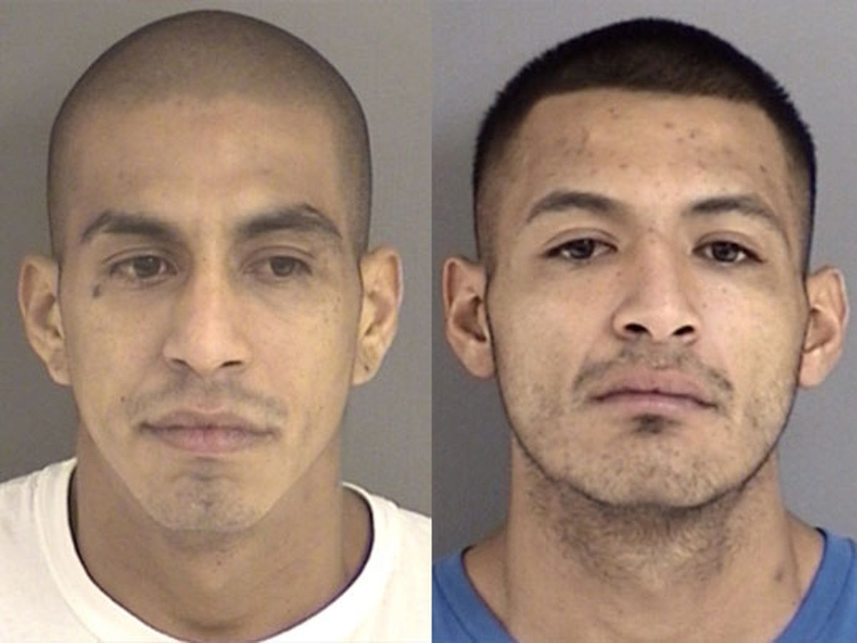 Brothers arrested in connection with string of Lufkin vehicle burglaries