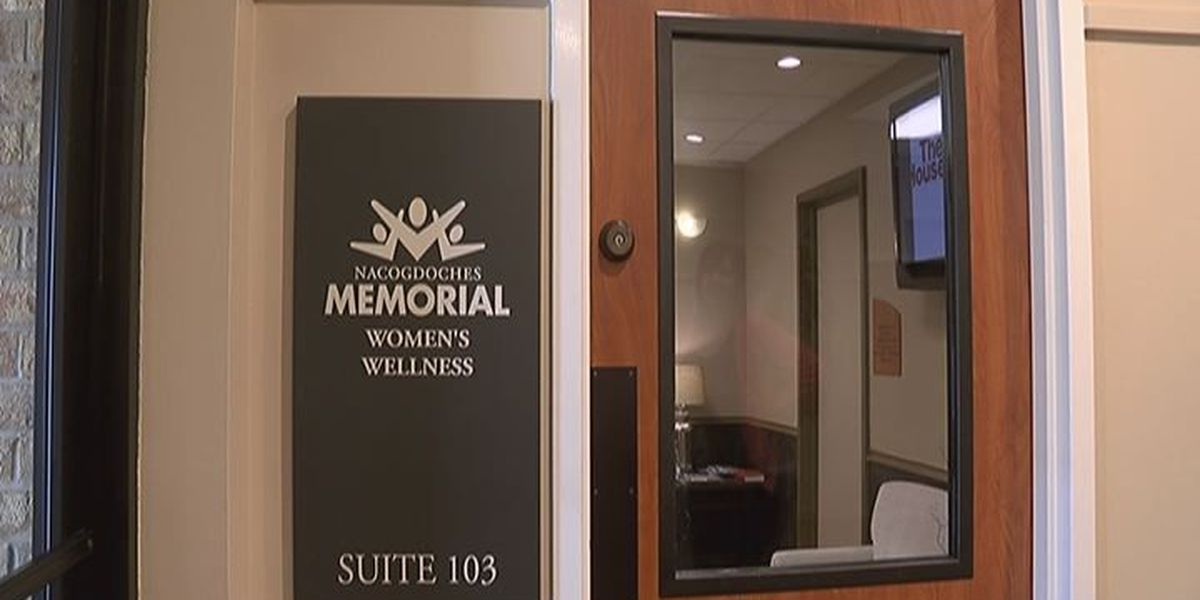 Nacogdoches Memorial's new Women's Wellness Center offers comfort and care to patients