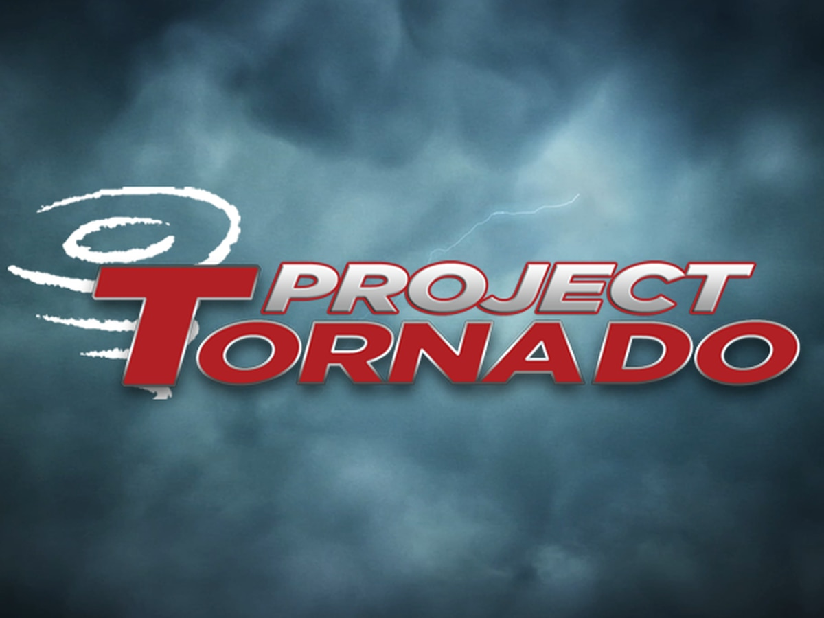 Project Tornado Live whit Chief Meteorologist Mark Scirto