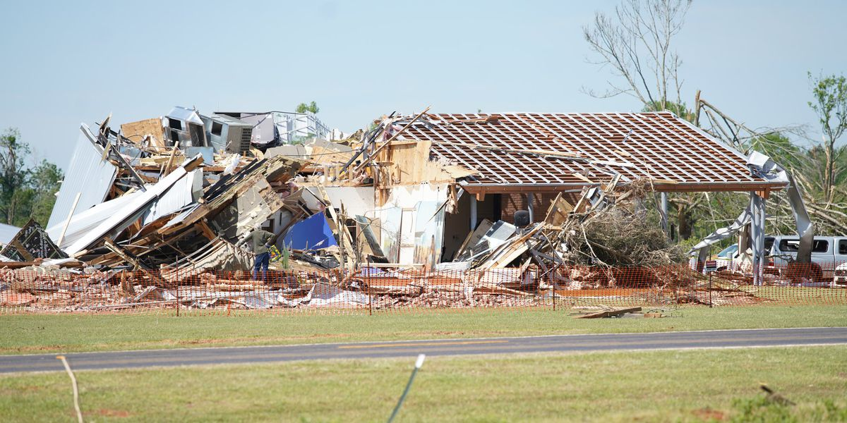 Caddo Mounds State Historic Site hosts volunteer day to aid in tornado recovery effort