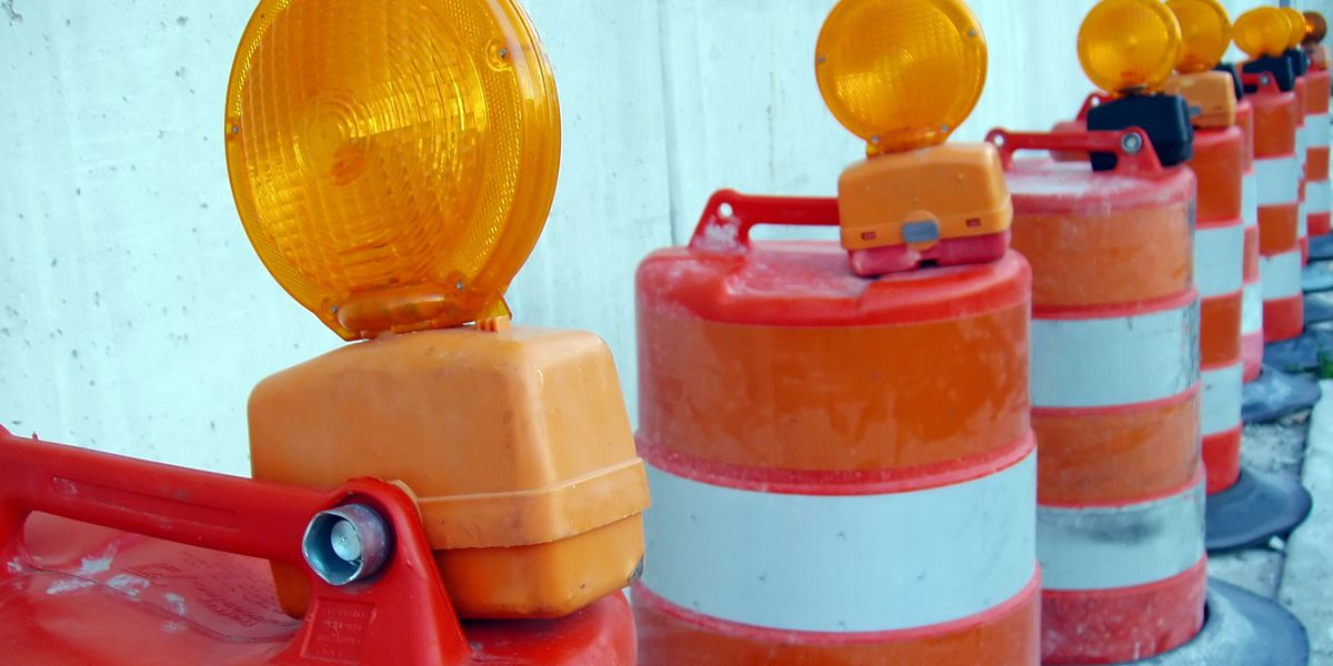 Traffic alert: Road projects underway on State Highway 94 in Lufkin