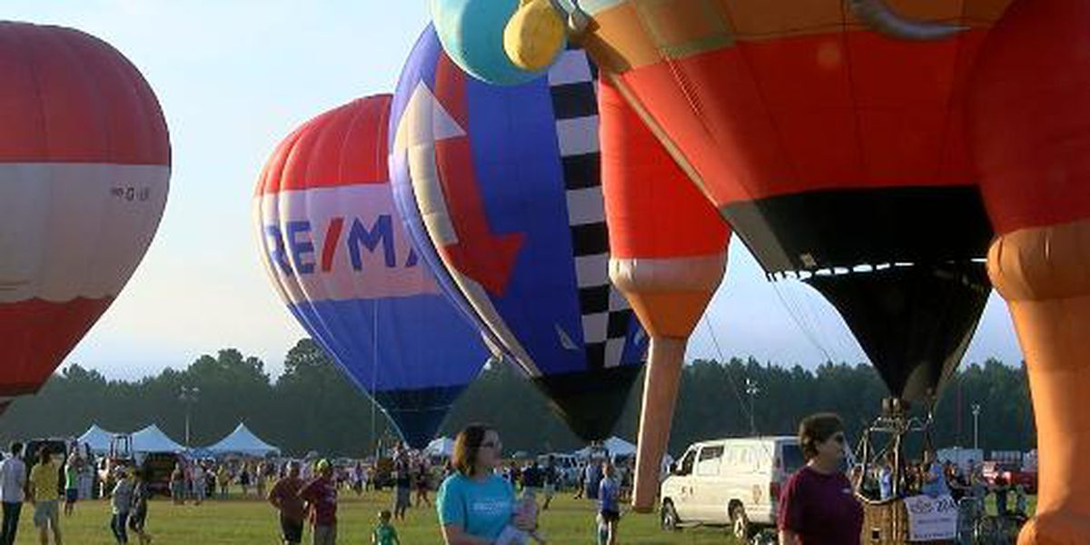 Great Texas Balloon Race canceled over COVID-19 concerns