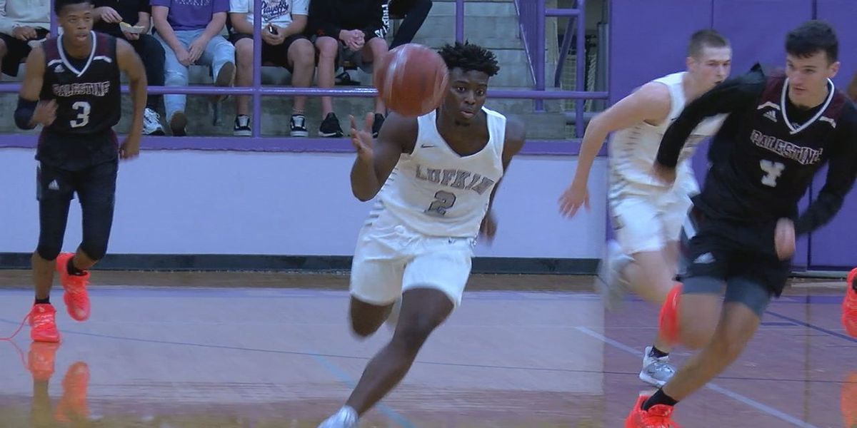 Monday basketball Action: Lufkin, Hudson pick up wins