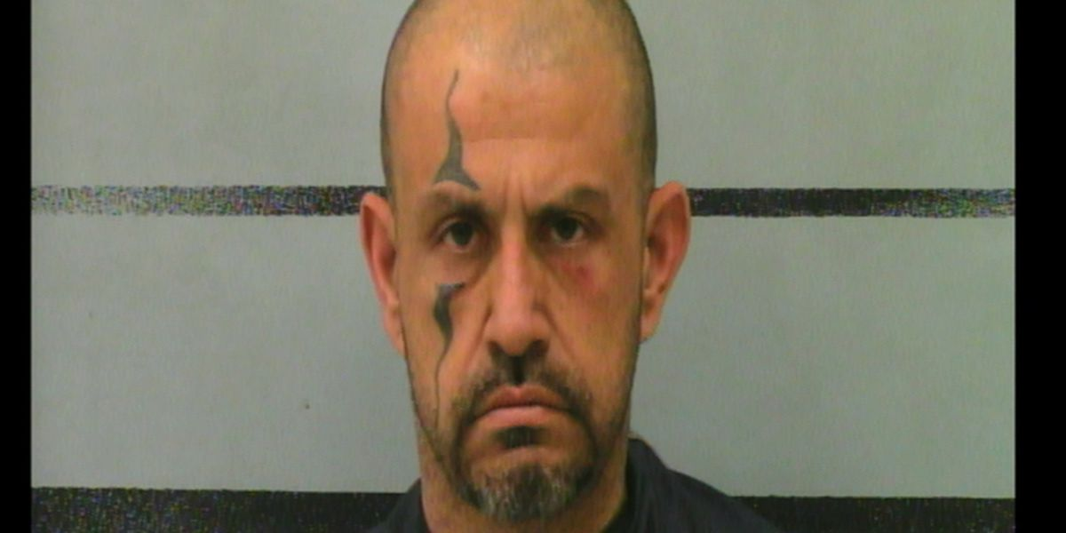 Amarillo man arrested after barricading himself in abandoned home after multi-county chase