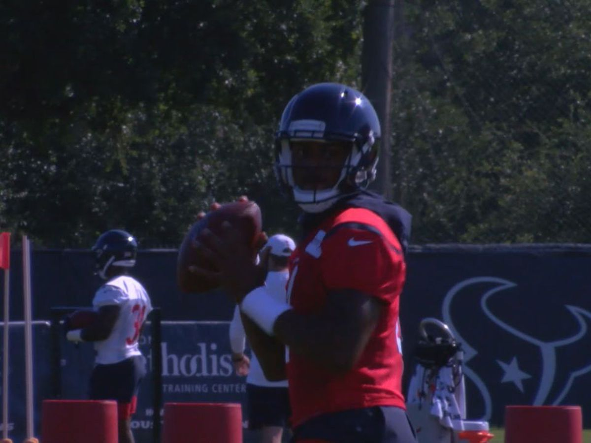 Texans Deshaun Watson picks up 3rd player of the week honor