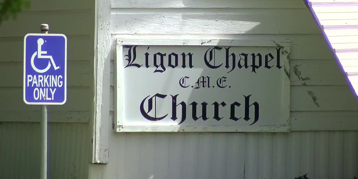 Repairs Nearly Complete For Nigton Church