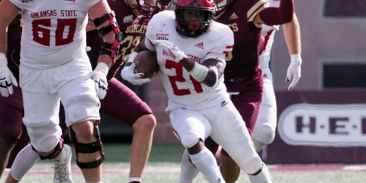 Red Wolves drop 4th straight with road loss at Texas State