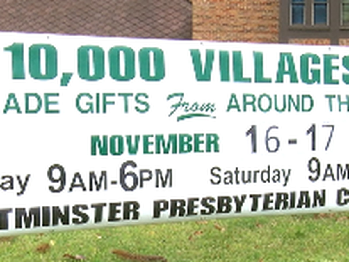 Westminster Presbyterian to hold fair trade market in Nacogdoches