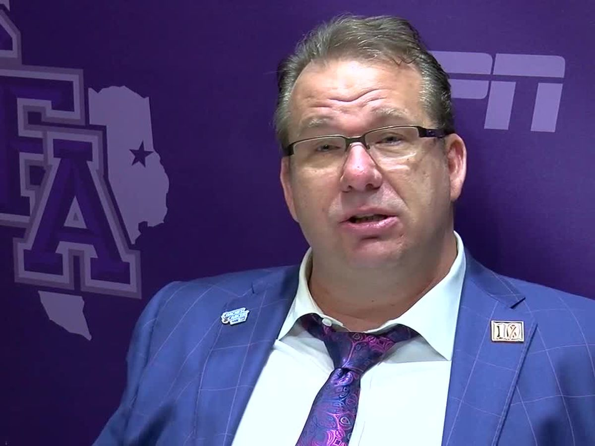Coach Keller welcomes national exposure SFA's basketball program is receiving