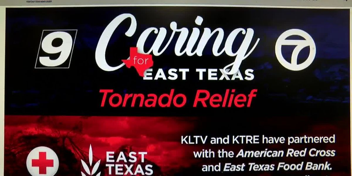 Caring for East Texas: How to help those impacted by April 2019 tornadoes