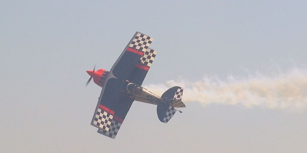 Pilots take flight in 2nd annual Angelina County Airfest show to support kids