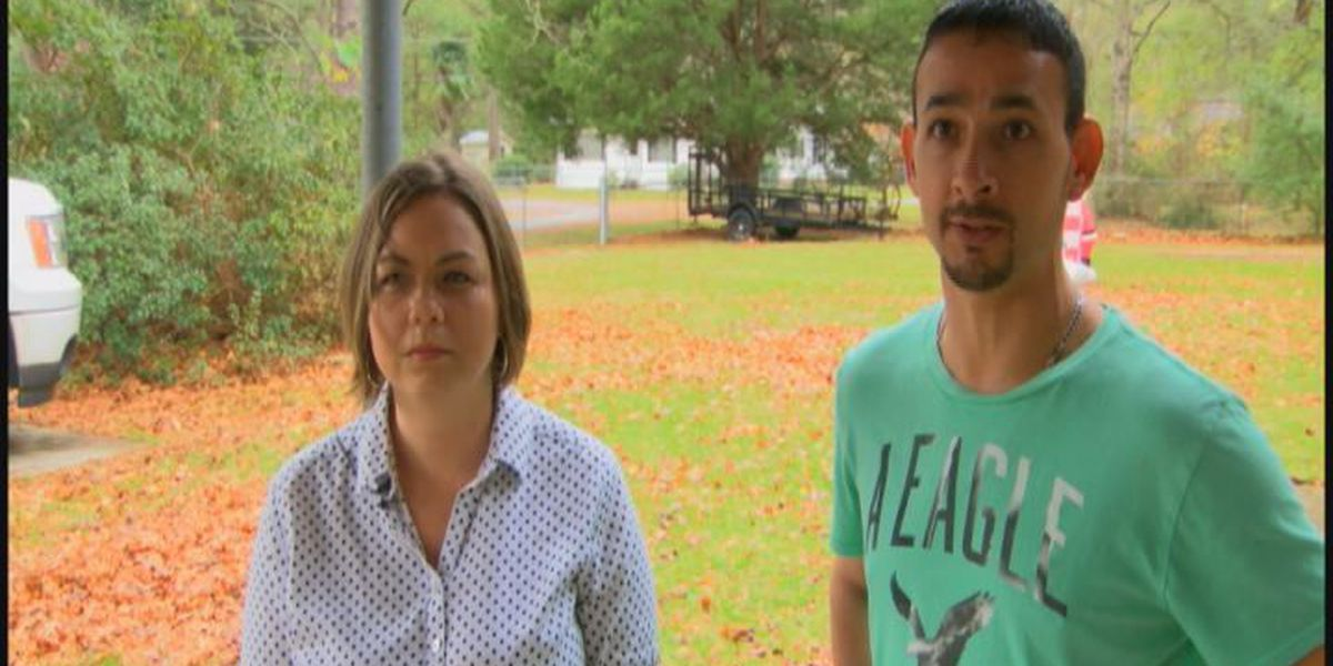 Jasper couple warns others after child almost abducted