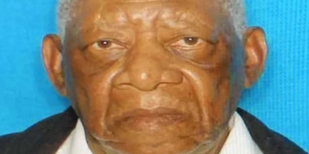 WebExtra: Lufkin officials searching for missing 85-year-old man