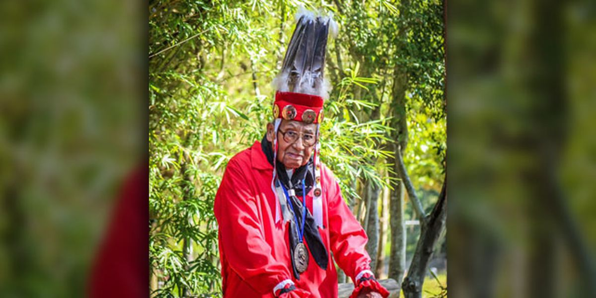 Chief of Alabama-Coushatta tribe dies at age 91
