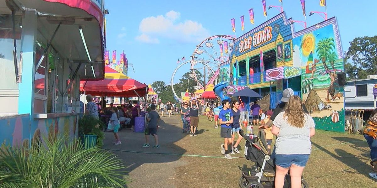 VFW Post 1836 Fall Carnival attracts hundreds, helps local veterans in need