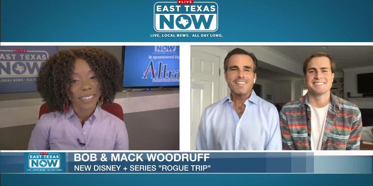 WATCH: ABC News correspondent Bob Woodruff discusses new Disney+ travel show with son Mack