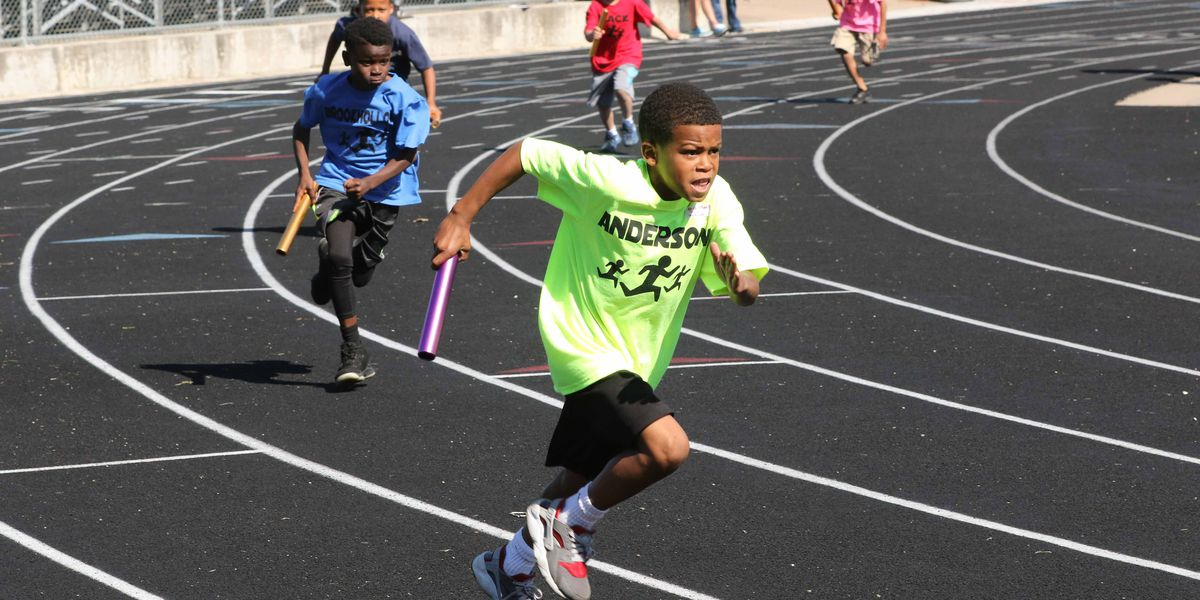Lufkin students break records at city-wide track meet