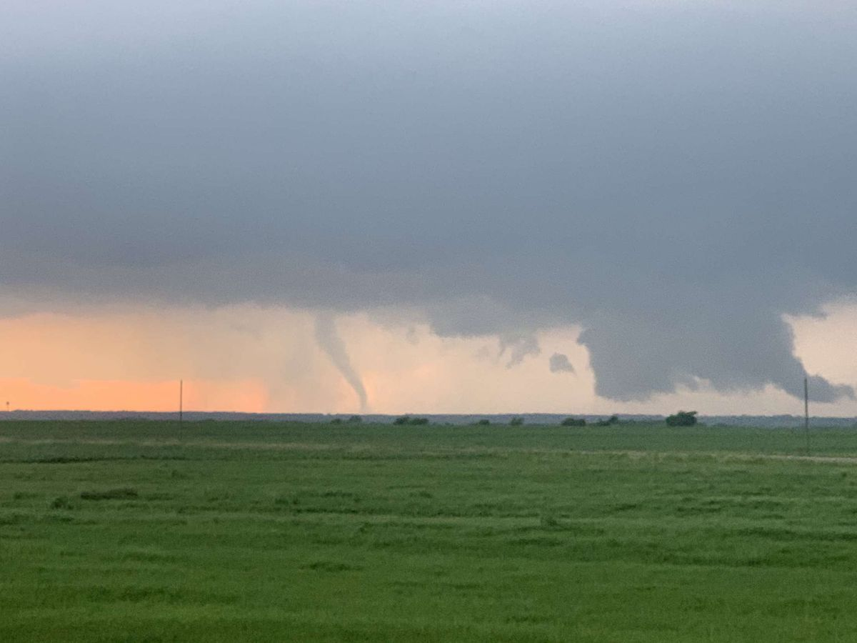 National Weather Service confirms tornado touched down in Central Texas