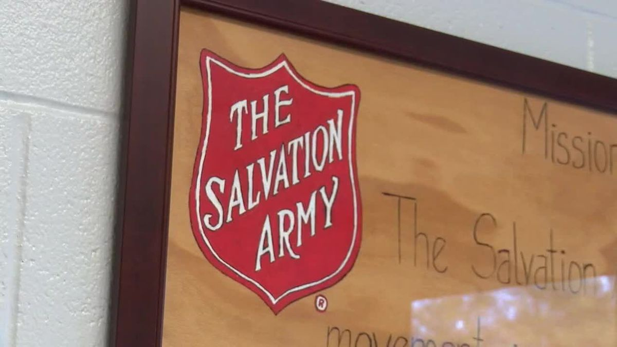 Lufkin Salvation Army receives $500,000 to renovate gymnasium, other facilities