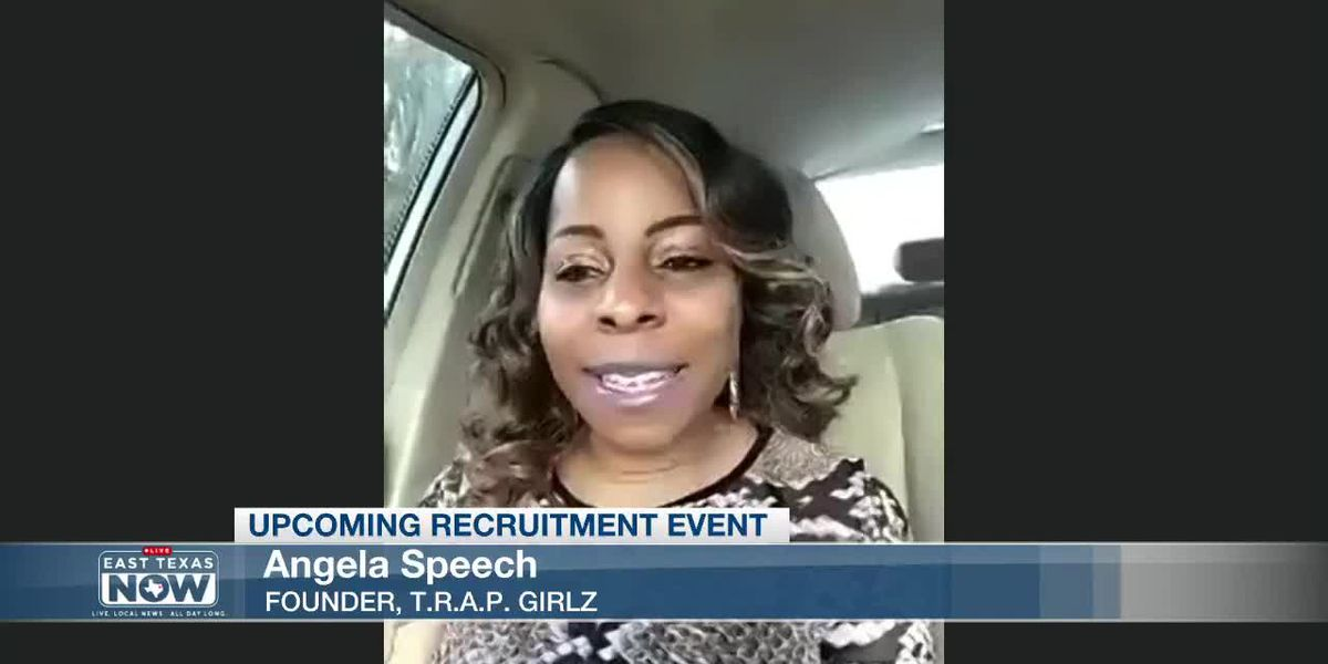 WATCH: T.R.A.P. Girlz founder explains vision for helping East Texas girls