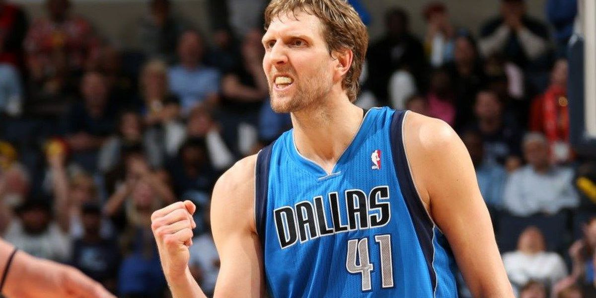 Dirk Nowitzki opts out final year of his contract