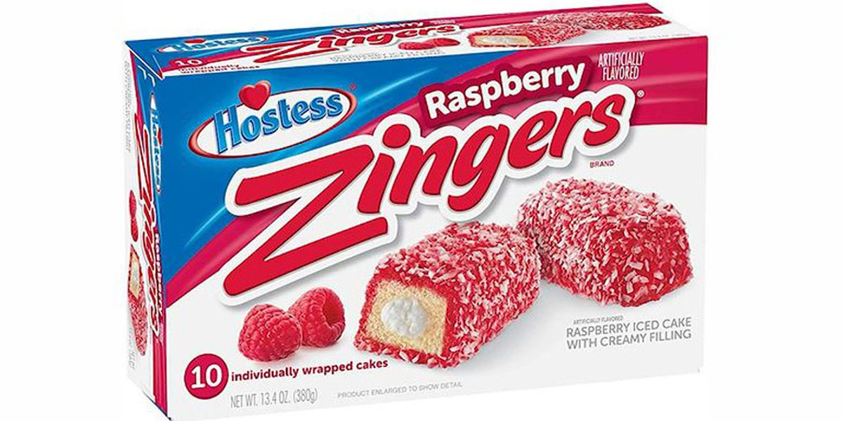 Hostess recalls Raspberry Zingers over mold concerns